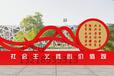 扬州广告宣传栏制作厂家宣传栏灯箱路名牌公交站台