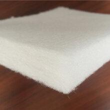 厂家定做直销硬质棉聚酯纤维材质坐垫棉价格实惠