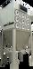 绿深滤筒除尘器,东莞一体式滤筒除尘器,弹夹式脉冲滤筒式中央除尘器全自动运行安全可靠