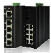 信泓智能管理型千兆以太网交换机1光1电光电转换器