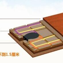 安装木地板就选优暖家,只装地板就能享受地暖图片
