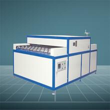 厂家直供卧式中空玻璃热压机