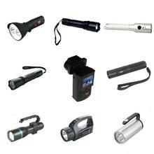 手提式防爆防水探照灯工作灯图片