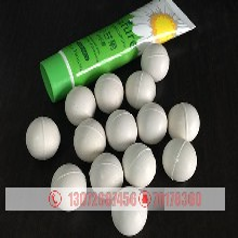 使用寿命长的橡胶球在振动筛里的清网球高弹性弹跳球图片