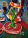 广州最新款儿童摇摇车游戏机多少钱投币摇摆机哪里有卖