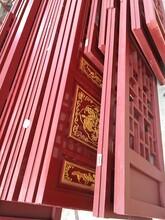 湖北佛圣堂仿古门窗生产厂家提供专业定制万字格仿古门窗FST中式仿古门窗红木门窗菠萝格门窗实木花格门窗