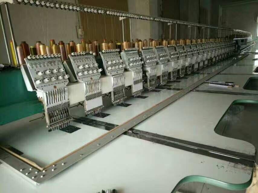 日照二手剪线机,绣花厂全套设备出售