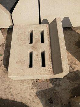 雨水溝蓋板模具施工方法