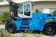 16吨叉车尺寸华南重工重型叉车厂家供应大型16吨叉车重量
