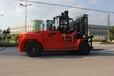 福建华南重工重型叉车生产厂家供应大吨位集装箱30吨叉车