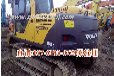 大中小型挖机货源最全上海最大的挖掘机市场