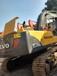 二手挖掘机二手沃尔沃挖掘机EC290BLC大型挖掘机上海萧宽工程机械有限公司