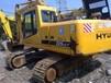 二手挖掘机二手现代挖掘机225LC-7原装现货上海萧宽工程机械有限公司