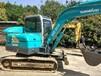 小型挖掘机山河智能60大量现货萧宽二手挖掘机