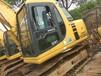 二手挖掘机二手小松挖掘机PC120小型挖掘机参考图片上海萧宽工程机械有限公司