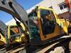 二手沃尔沃210BLc挖掘机现货现场看货上海萧宽工程机械有限公司