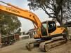购二手挖掘机二手现代挖掘机找上海萧宽工程机械有限公司