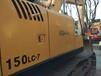 二手挖掘机二手现代挖掘机150-7原装精品二手挖掘机上海萧宽