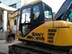 二手三一挖掘機75穩定耐用二手小型挖掘機上海蕭寬
