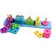 炫星玩具城買玩具丹妮智慧形狀板益智早教