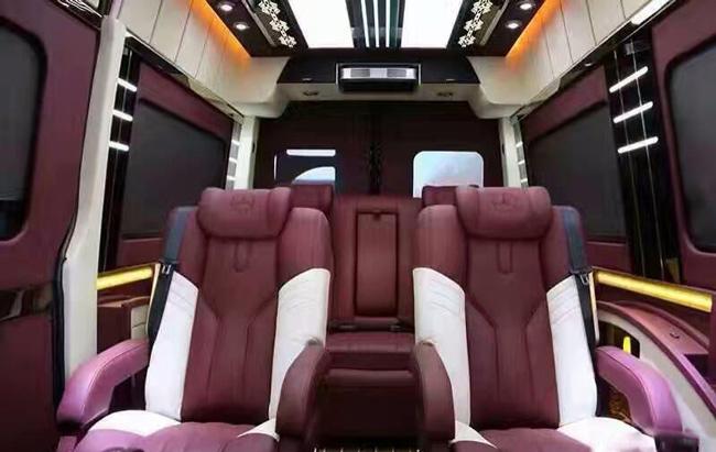 奔驰斯宾特(进口)2015款3.5自动7座欧规版