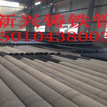 新兴铸铁管甘肃兰州铸铁管排水铸铁管批发全网最低价图片