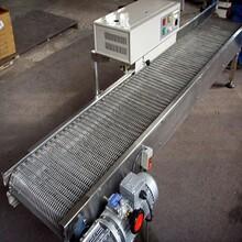 钢制输送机不锈钢网袋输送机首选满意包装