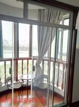 西安隔音窗隔音窗_陜西隔音窗廠家朗靜環保直供圖片
