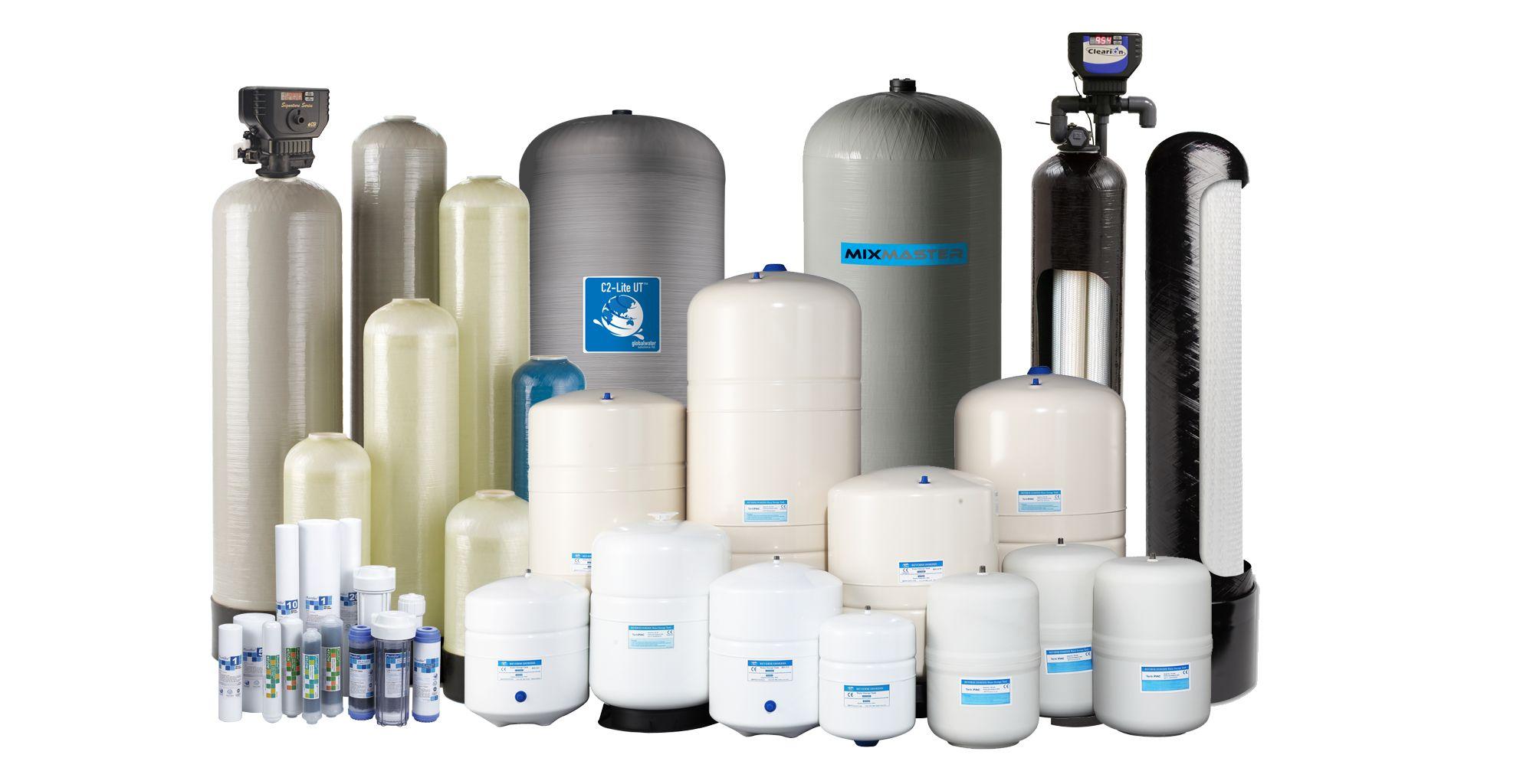 供水压力罐