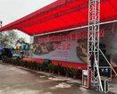 广州本地活动帐篷搭建出租太空帐篷租赁铝架帐篷出租图片