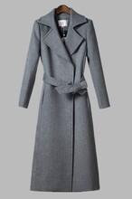 承接苏州女士大衣服装定制订做羊毛衫羊绒衫双面尼大衣加工