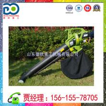汽油吹吸叶机农业果园吸叶机落叶粉碎清扫机吹吸粉碎树叶三合一设备图片