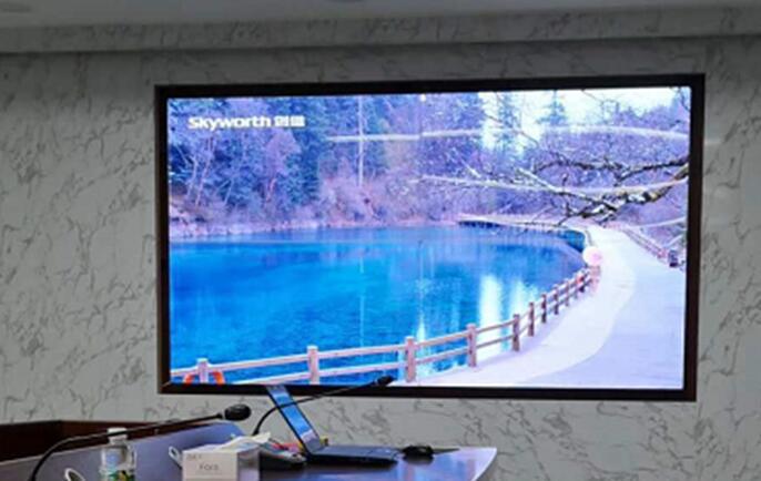 新余55寸液晶拼接屏大屏幕电视墙厂家杰信拼接屏产品性价比最高