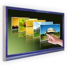 北京东城区55寸触摸一体机监视器广告机教育一体机电子白板天津LG拼接屏配件优质服务