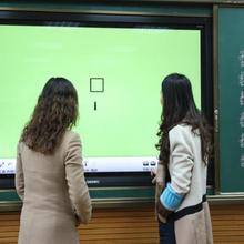 湛江霞生教育一體機幼教一體機會議一體機圖片