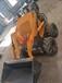 滑移裝載機360°迷你滑移小鏟車四輪四驅轉向車間專用中首重工