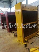 原厂纯铜济柴12V190水箱6012A.38Y.00散热器G12V190PZL水箱厂家12vb.39.00图片