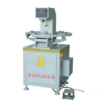断桥铝门窗机器铝型材压力机金瑞机械设备给您满意服务称心的价格坚持以质量求生存