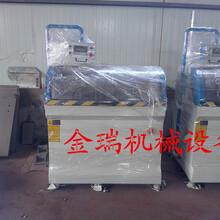 专业生产塑钢门窗机器、断桥铝隔热机器、中空玻璃机器-金瑞机械设备值得信任