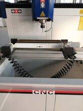 鋁型材數控鋸床雕刻銑孔多功能數控雕銑機圖片