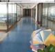 供应防静电pvc塑胶地板导电纤维同质透芯片材600600mm