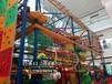 厂家直销游乐场户外儿童训练室外儿童拓展设备小勇士木质游乐设备