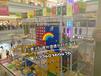 大型儿童亲子乐园室内商场海洋球池游乐园淘气堡设备厂家定制
