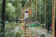 定制室内大型儿童拓展探险设备淘气堡闯关乐园儿童探险拓展项目