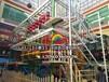 小勇士绳网探险定制款,游乐设施生产厂家