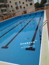 拼装式泳池,钢结构泳池,拆装式泳池生产厂家