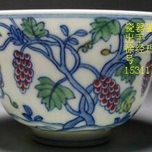 斗彩高足杯鉴定拍卖在陕西西安去哪里出手比较快?