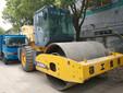 出售二手徐工XS222J单钢轮22吨液压震动压路机