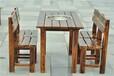 陕西安康市酒店餐桌椅、火锅桌定制、主题餐厅餐桌椅、厂家直销