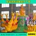 儿童欢乐袋鼠跳游乐设备公园广场游乐设备